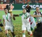 Алжир и Марез выиграли Кубок Африки!